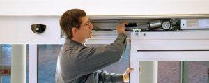تعمیر انواع درب های اتومات